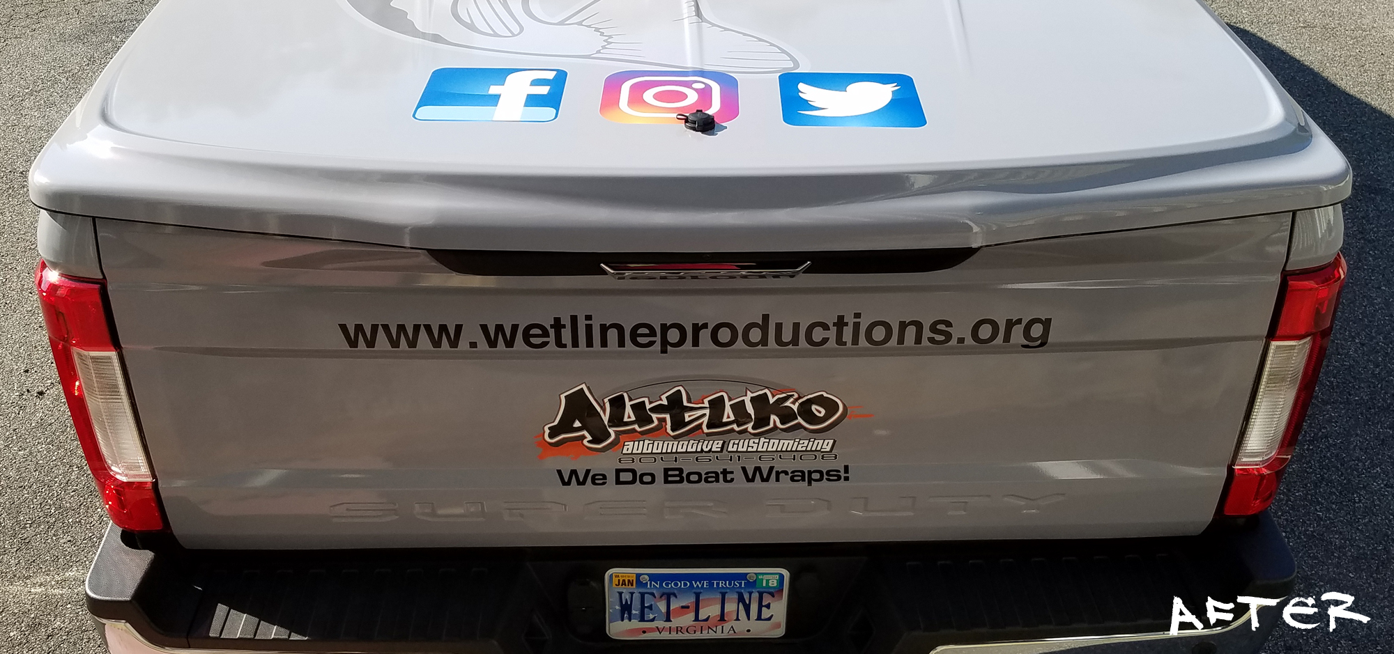 Wet Line Productions By Autuko