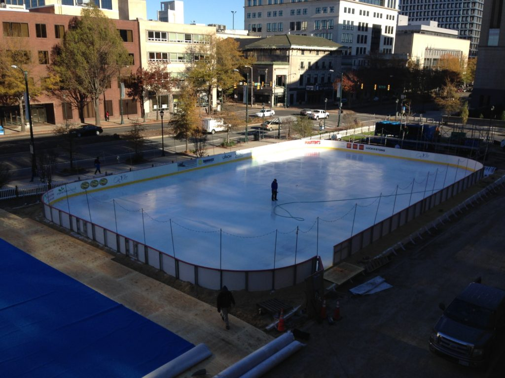 RVA On Ice filmed by RichmondTimeLapse